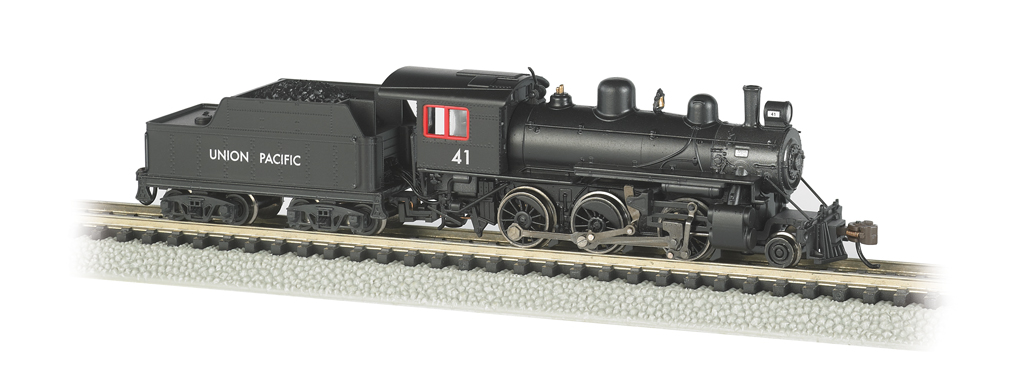 Union Pacific® #41 - ALCO 2-6-0 - DCC (N Scale)