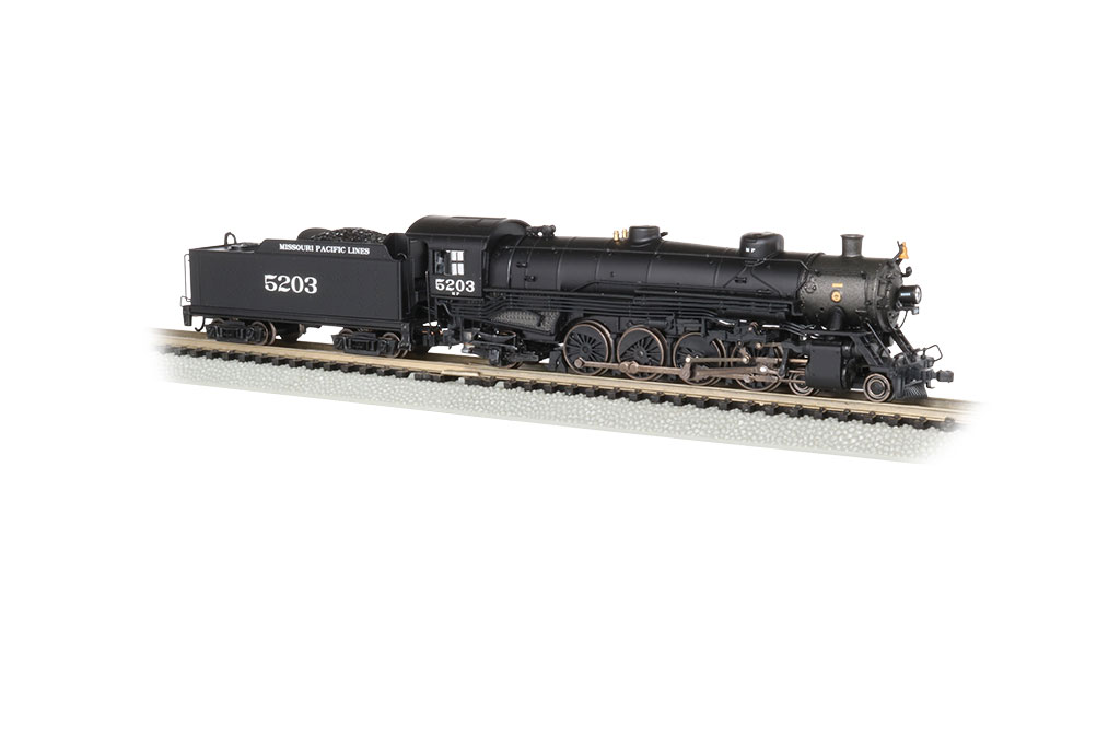 Missouri Pacific® #5203 - 4-8-2 Light Mountain - DCC Sound Value