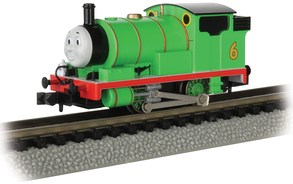 Percy the Small Engine - N Scale