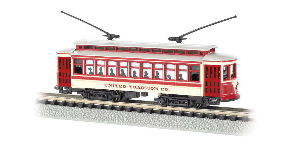 United Traction - Brill Trolley