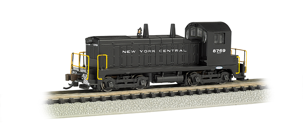 New York Central® #8769- NW-2 Switcher - DCC