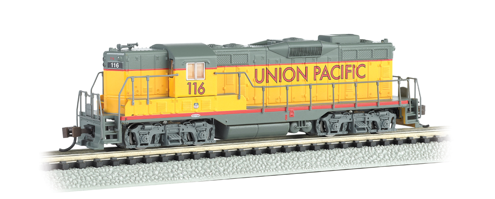 Union Pacific® #116 w/dynamic brakes - GP7 - DCC Equipped