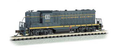 B&O® #6414 - GP7 - DCC Equipped