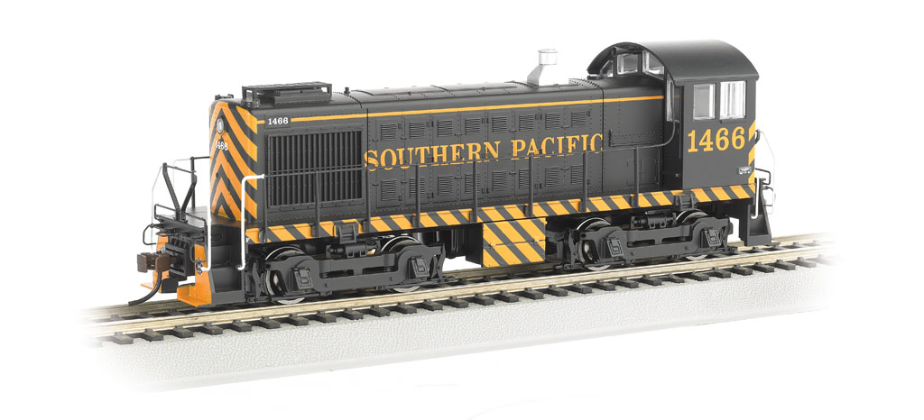 Southern Pacific™ #1466 - ALCO S4 Switcher - DCC