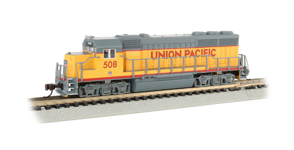 Union Pacific #508 - GP40