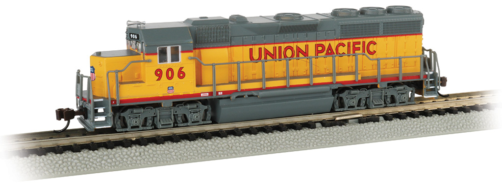 Union Pacific® #906 - GP40 - DCC Econami™ Sound Value