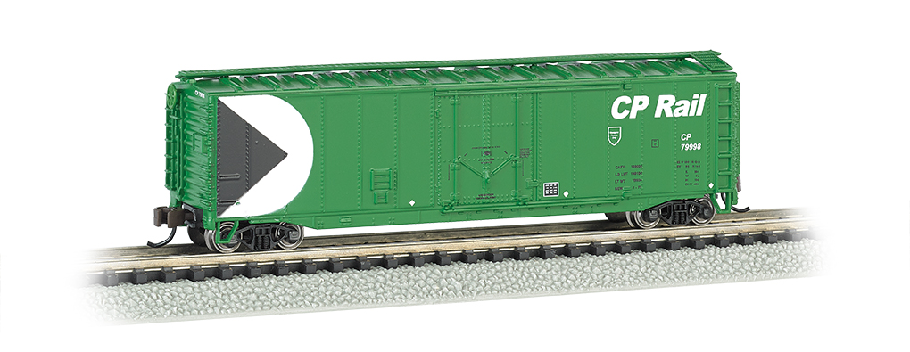 CP Rail - 50' Plug-Door Box Car
