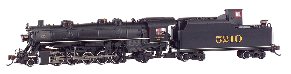 Southern #5210 - USRA light 2-10-2 - DCC (N Scale)