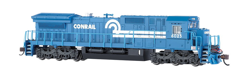 Conrail #6025 - GE Dash 8-40C - Click Image to Close