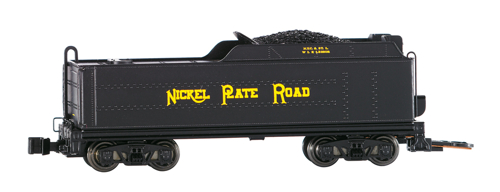Nickel Plate - USRA Long Tender
