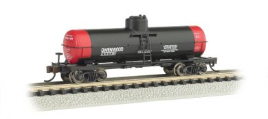 Owenwood - 10,000 Gallon Tank Car