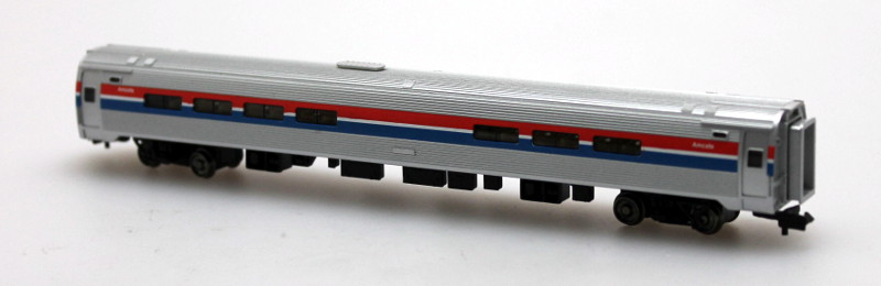 85' Amfleet I Phase IV Amtrak Cafe