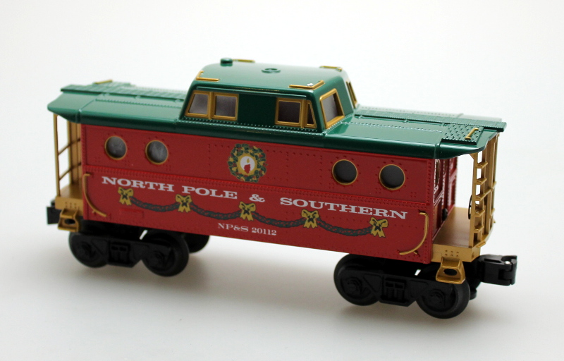 Caboose - North Pole & Southern (O scale)