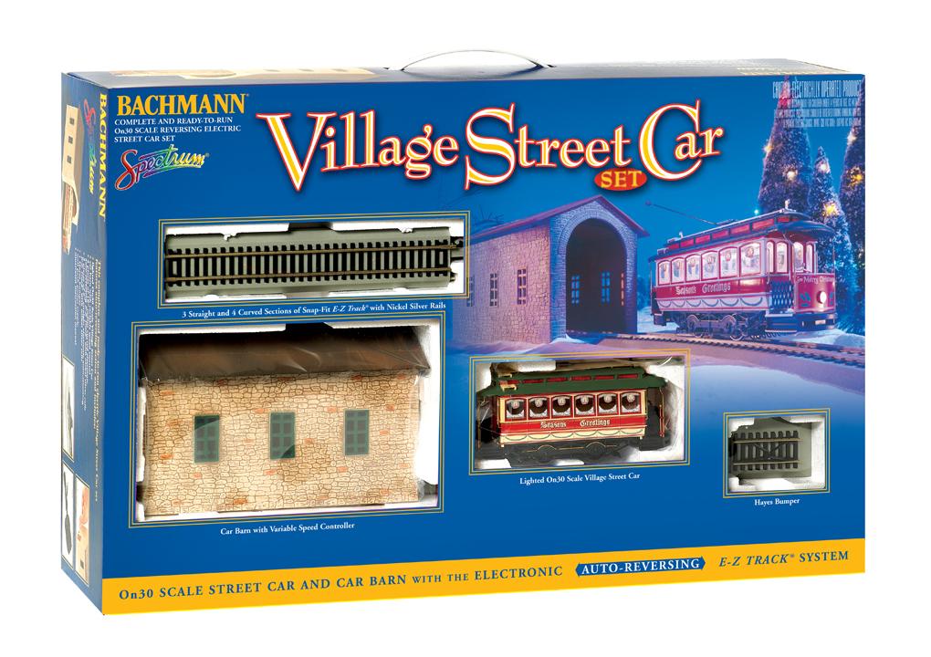Ho Scale Christmas Train Sets