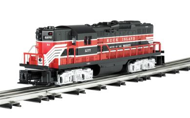 Rock Island - GP9 Dummy