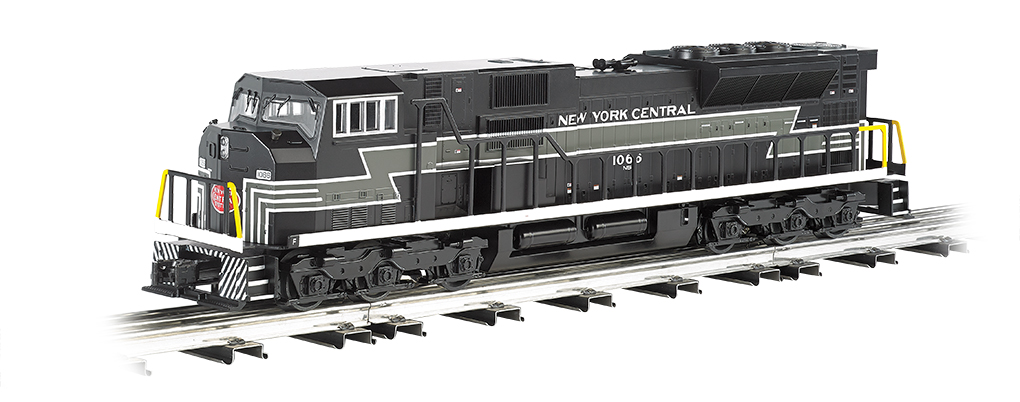 Norfolk Southern Heritage - New York Central - SD90