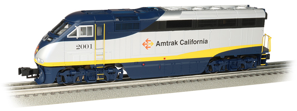 AMTRAK® California #2001 - F59PHI