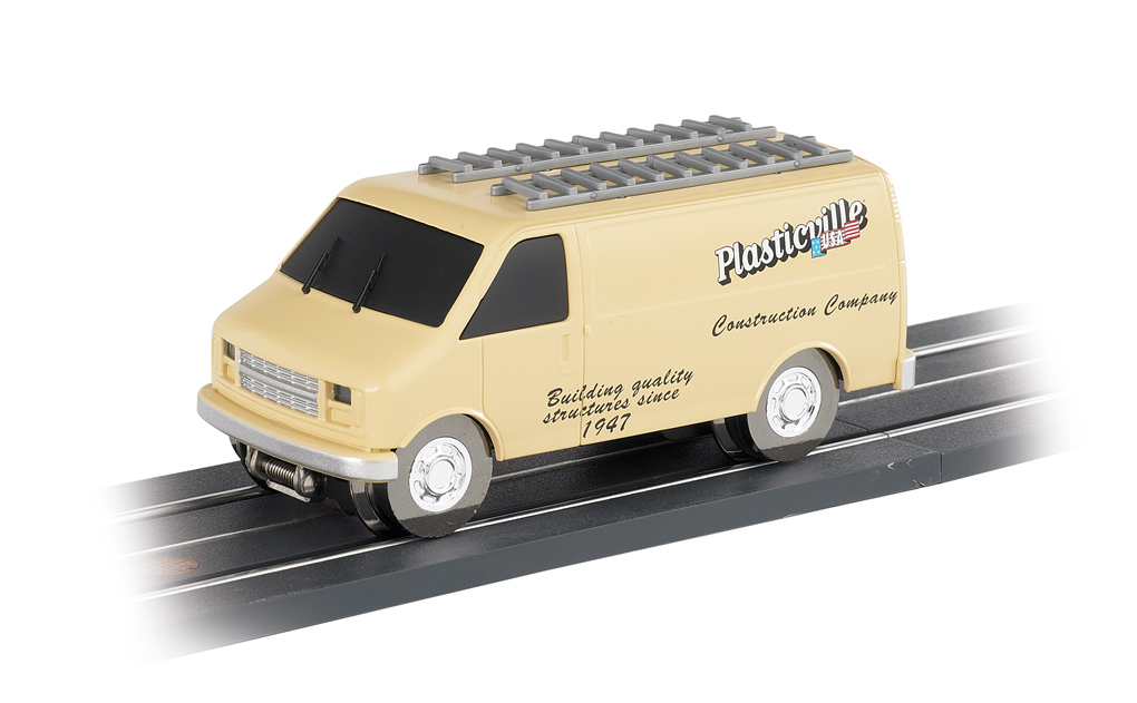Plasticville ® Construction Co. E-Z Street™ Van