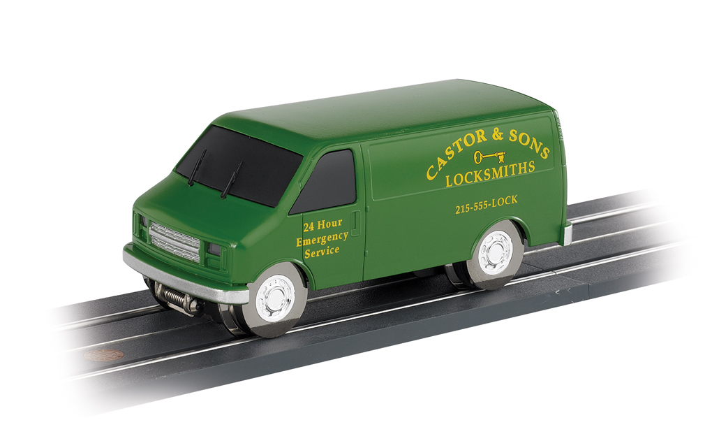 Castor & Sons Locksmith E-Z Street™ Van
