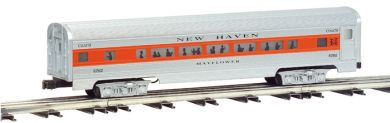 New Haven - 60' Aluminum Streamliners Combine & Diner