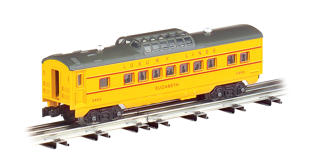 Union Pacific® Anniversary - O-27 Streamliners 2 Car Add-On