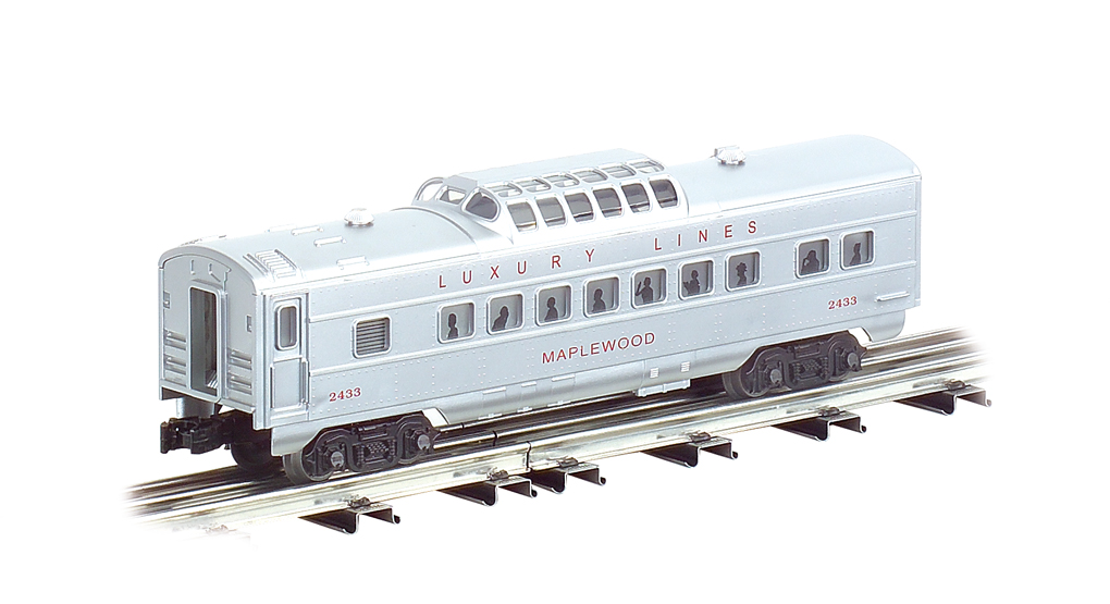 Texas Special - O-27 Streamliners 2 Car Add-On