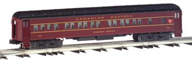 Canadian Pacific - 72' Scale Heavyweights Combine & Diner