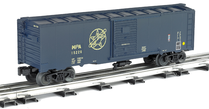 2011 Williams by Bachmann Club Car - Ma & Pa Box Car