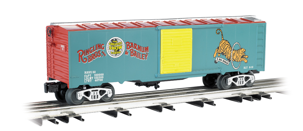 Tiger Box Car #33 - Ringling Bros. and Barnum & Bailey™