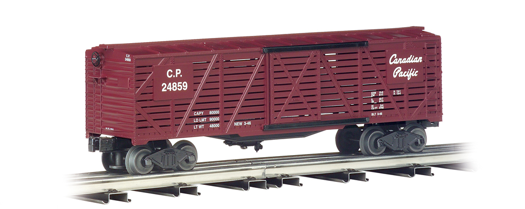 Canadian Pacific - 40' Stock Car