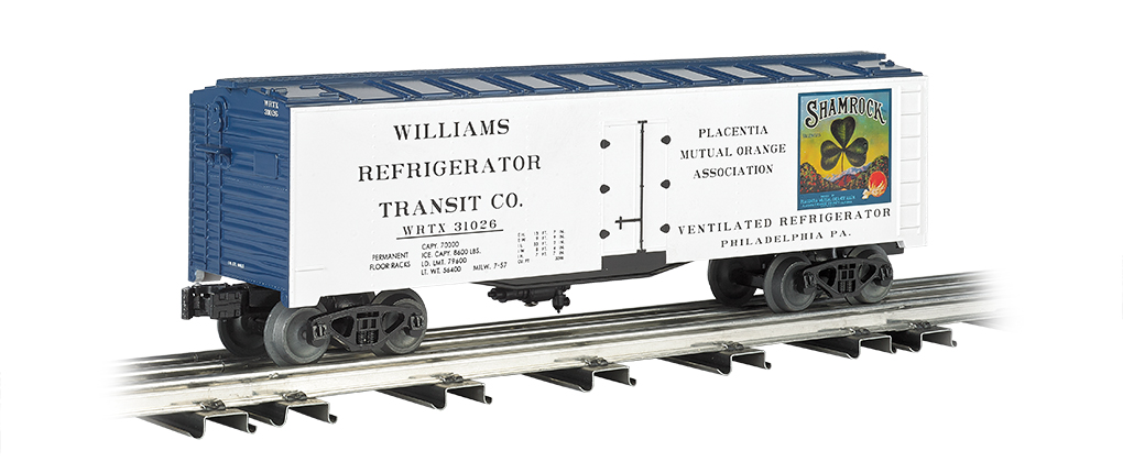 2013 Williams by Bachmann Club Car