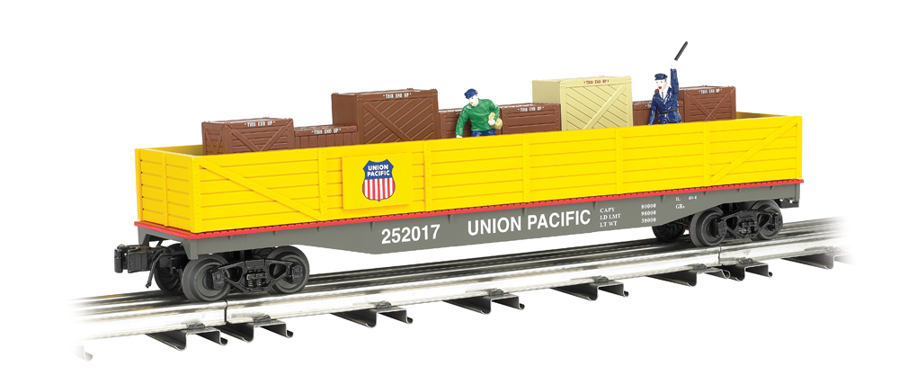 Union Pacific - Operating Chase Car