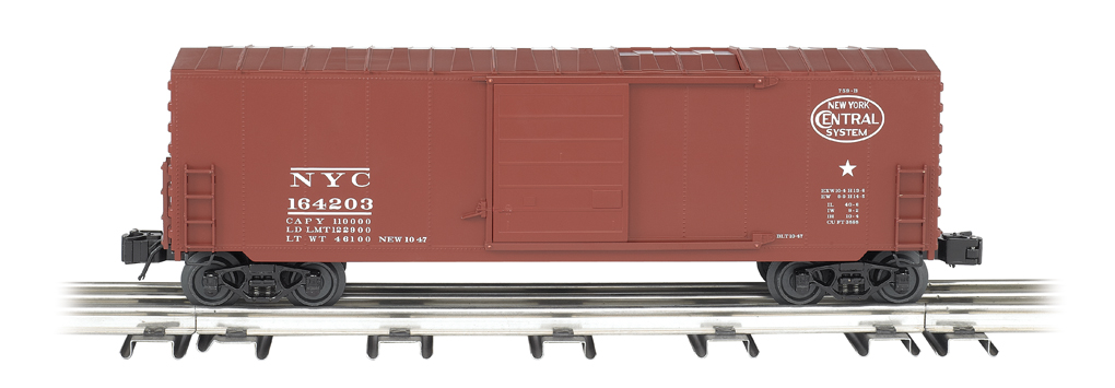 New York Central - Operating Box Car