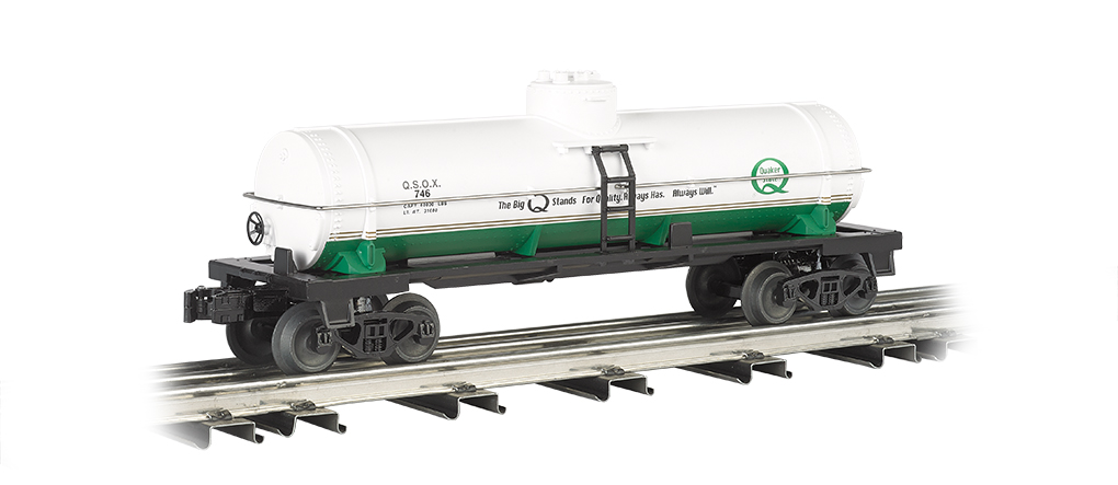 Quaker State - Single-Dome Tank Car