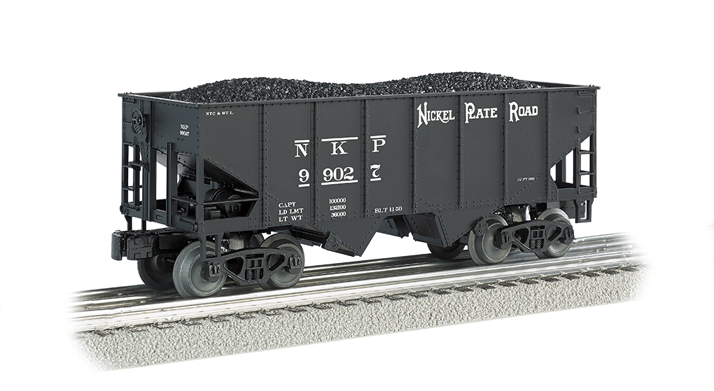 Nickel Plate Road- 55-Ton 2-Bay USRA Outside Braced Hopper