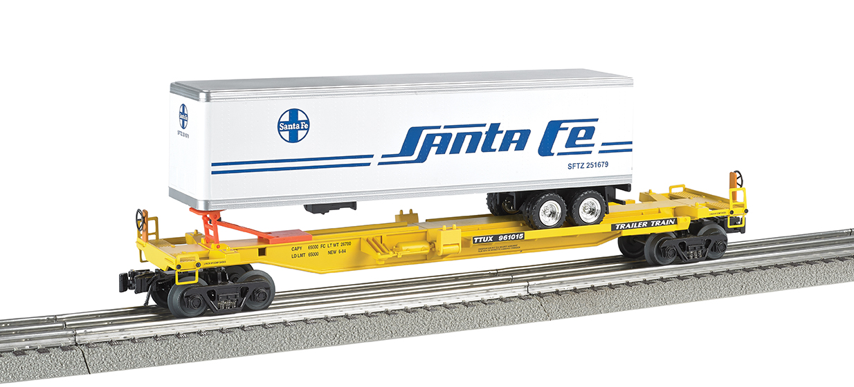 Front Runner with Santa Fe Trailer