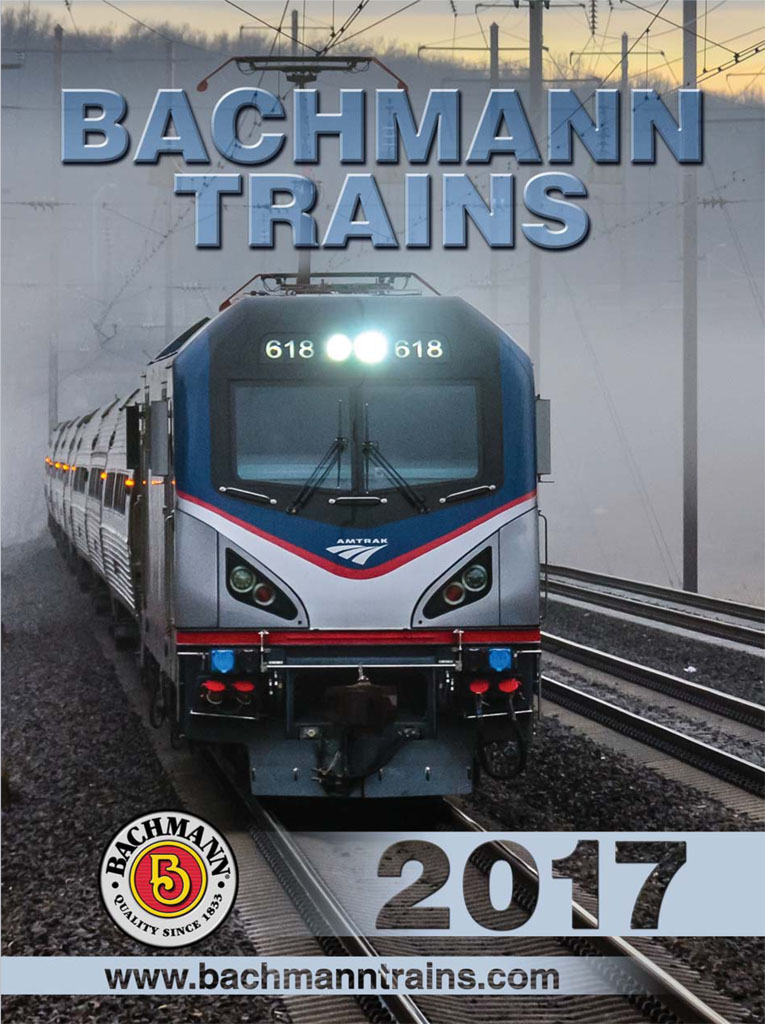 "2017 Bachmann & Williams Catalog (Digest Size; 6.5"" x 8.5"")"
