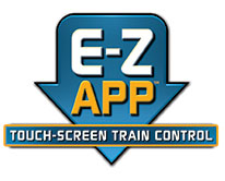 E-Z App® Touch-Screen Control
