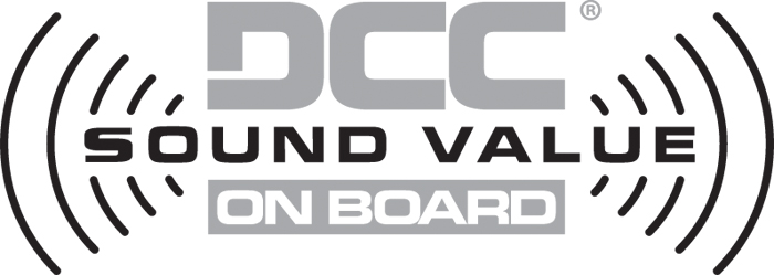 DCC Sound-Equipped Train Sets